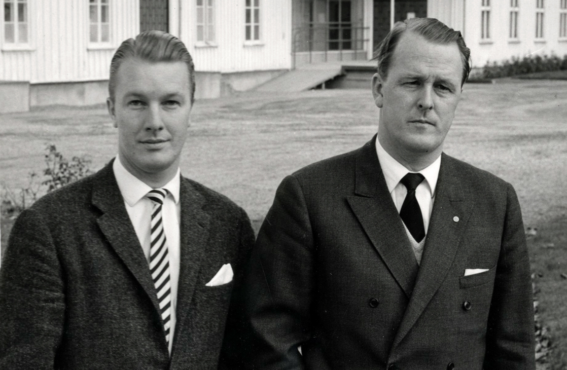 Ivan and Sten Ludvigson