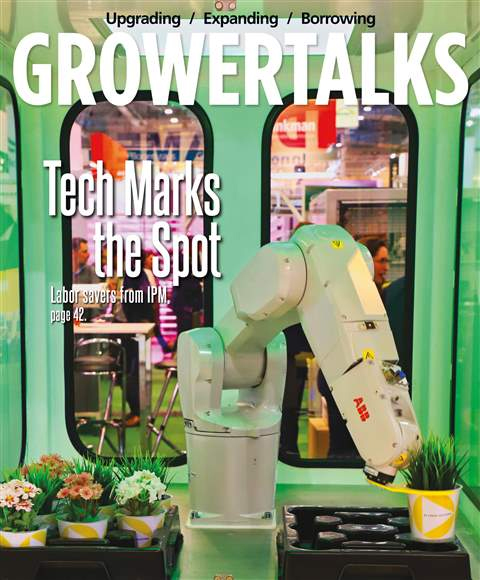 Cover of a Greentalks-magazine.