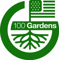 Logotype of 100 Gardens